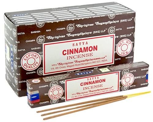 Cinnamon Satya suitsuke