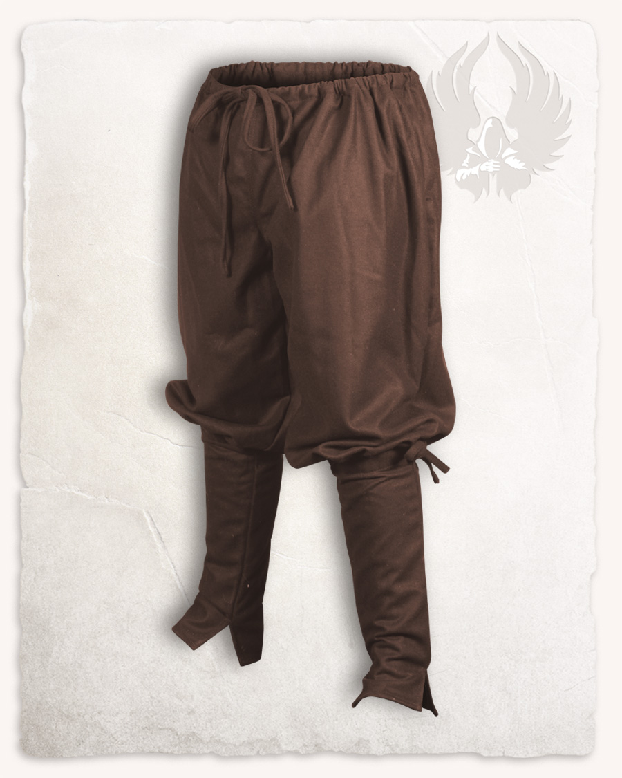 Ketill-housut, villaa