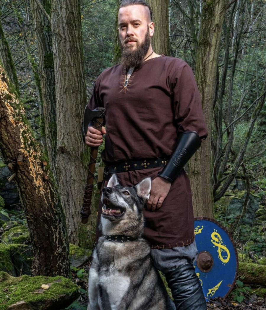 Viikinkitunika Erwin