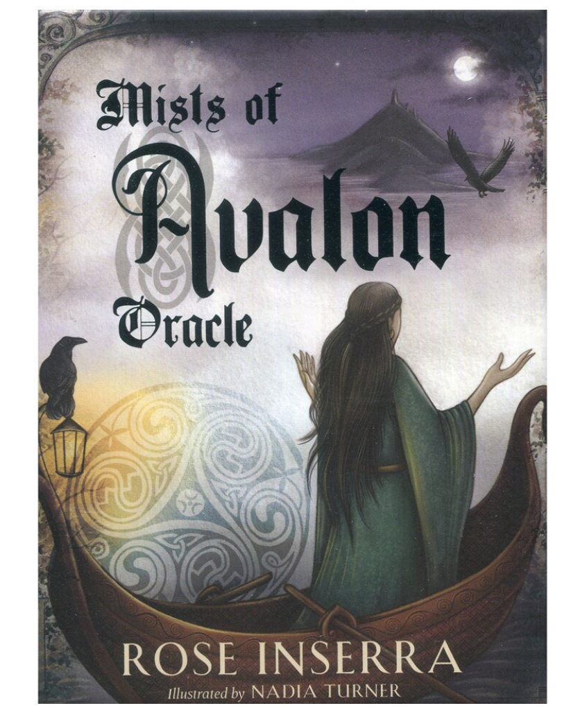 Mists of Avalon Oracle - Rose Inserra tarot