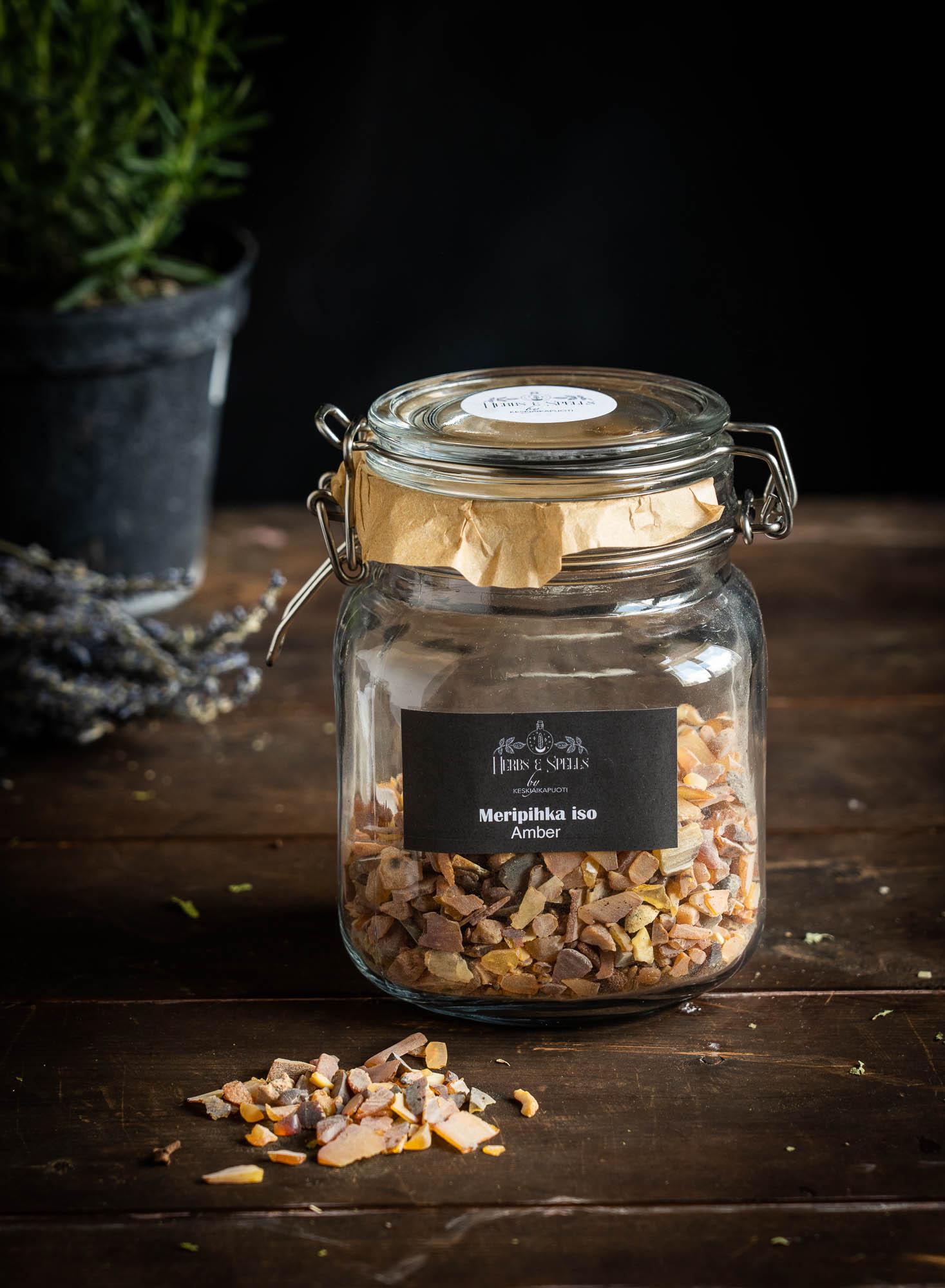 Meripihka - Amber suuri (Herbs&Spell by keskiaikapuoti)