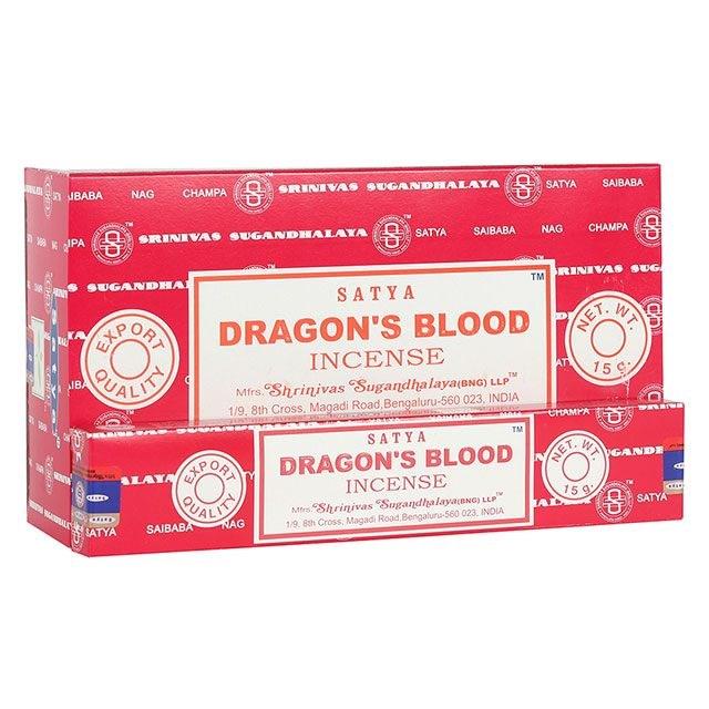 Dragon's Blood-suitsuke, Satya