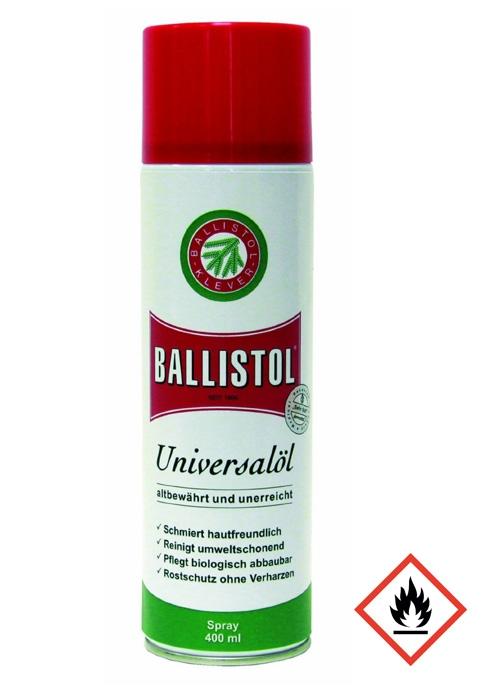 Ballistol yleisöljy, 400 ml