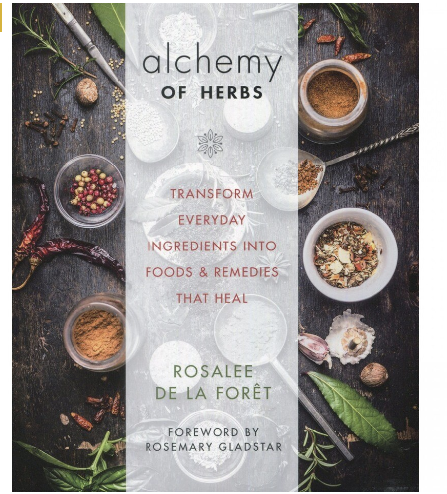 Alchemy of Herbs, Rosalee de la Forét kirja