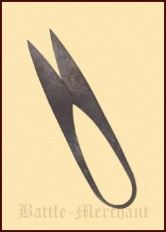 Keskiaikaiset sakset, 12 cm