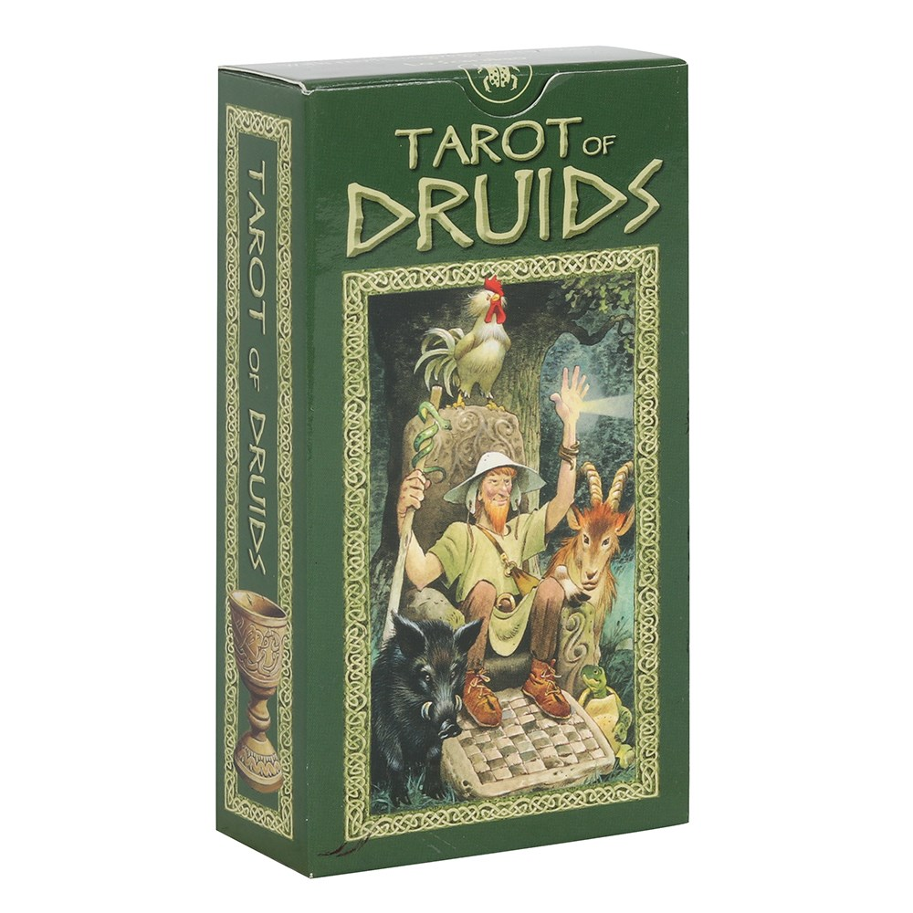 Tarot of Druids korttipakka