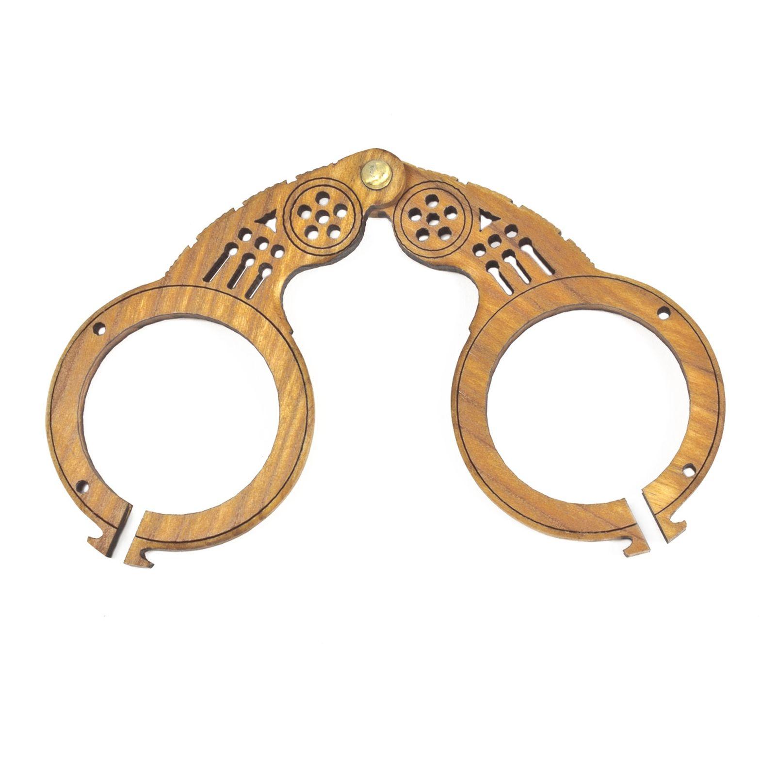 silmälasit eli kakkulat eli rillit myöhäiskeskiajalta, puukehykset (ei linssejä)