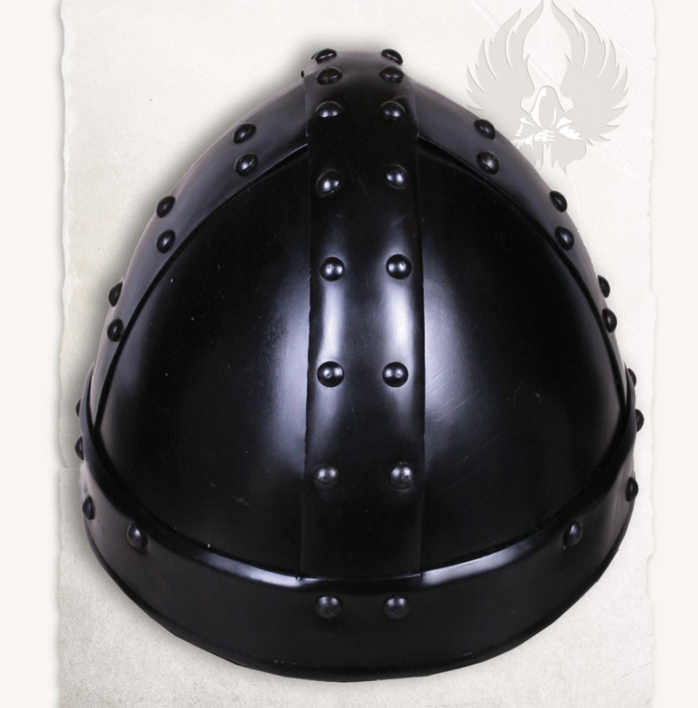 Thorsten spangenhelm musta kypärä