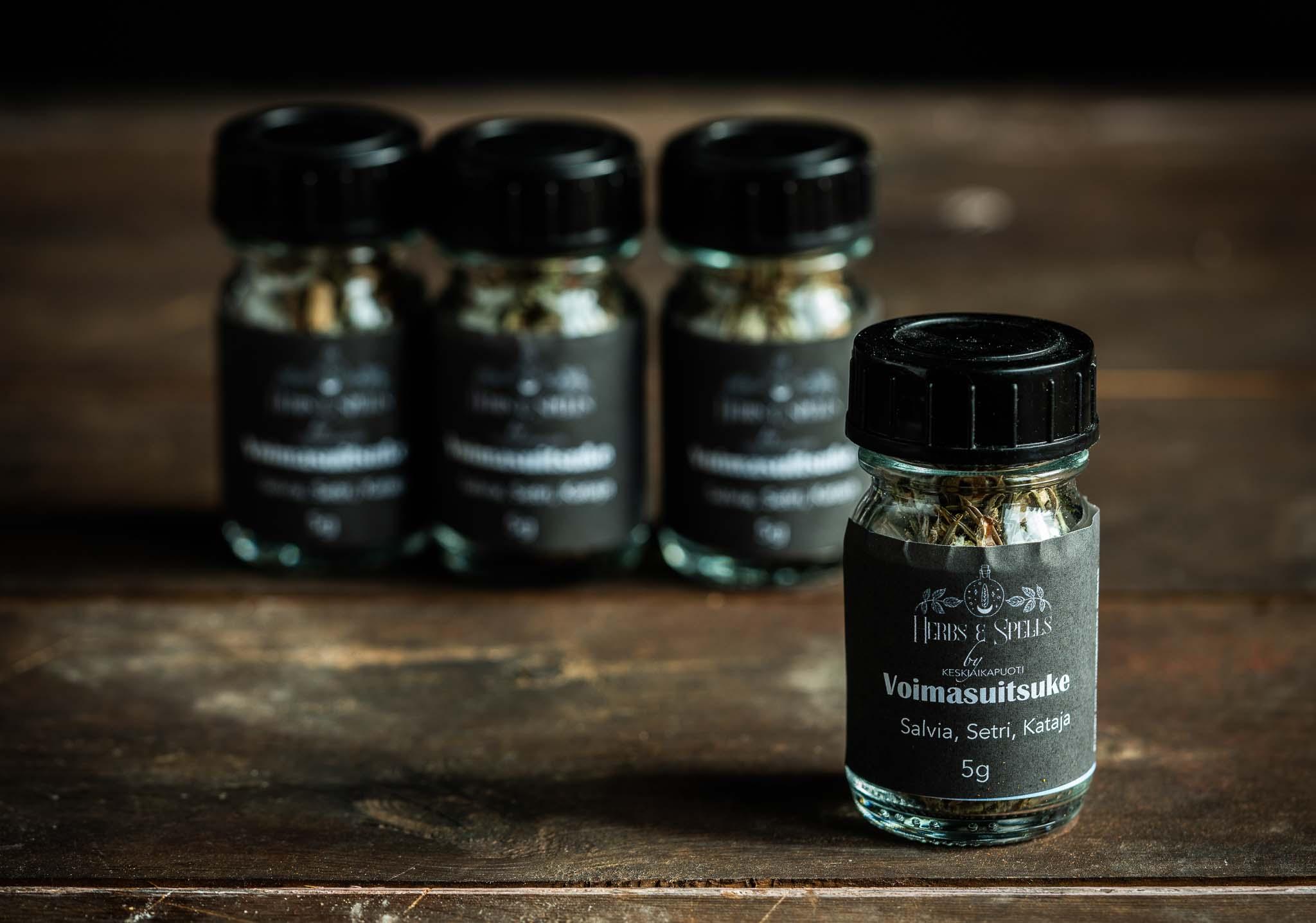 Voimasuitsuke 15g (Herbs&Spell by keskiaikapuoti)