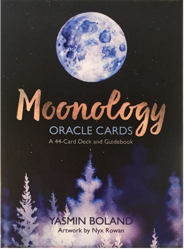 Moonology Oracle Cards - Yasmin Boland Hay House