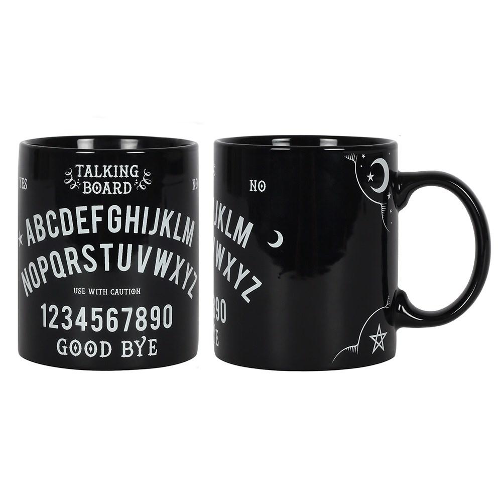 """Kahvikuppi kahvimuki """"Ouija"""""""