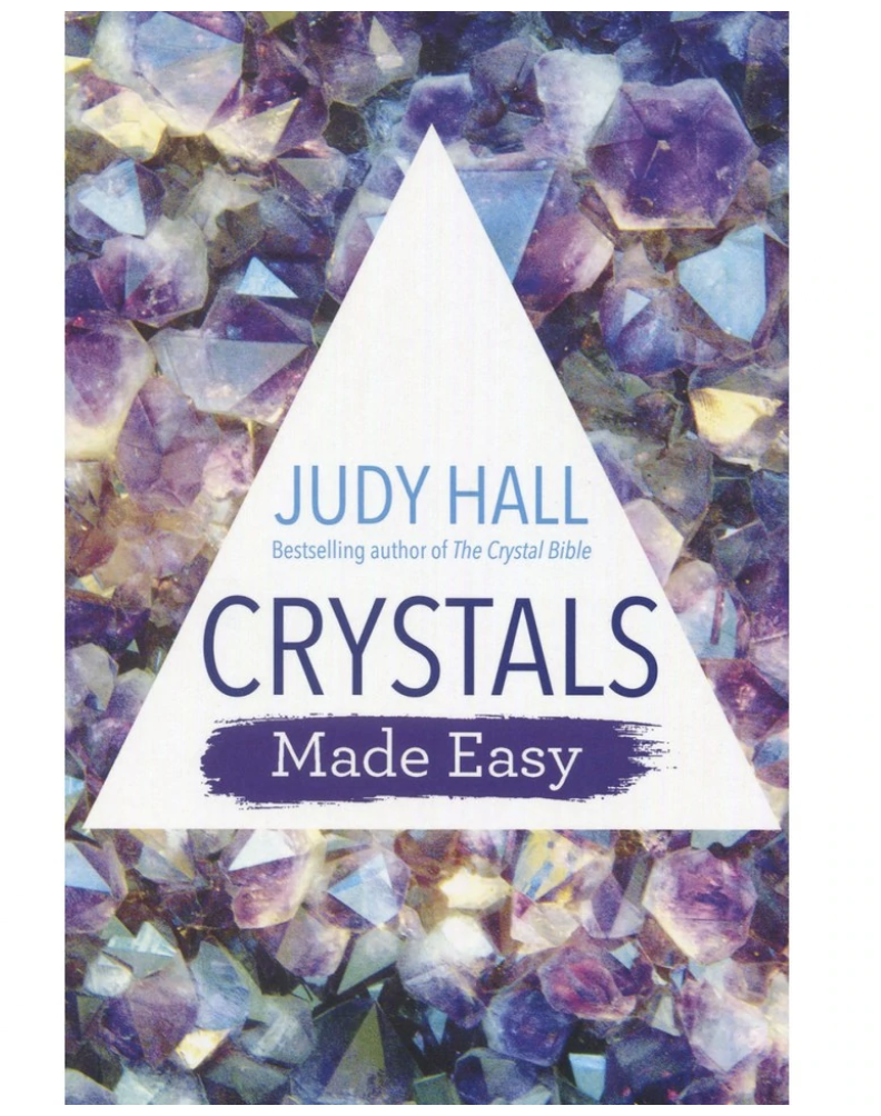 Crystals Made Easy - Judy Hall kirja
