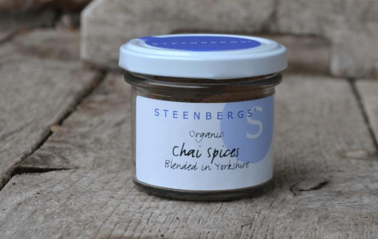 Steenbergs Classic Chai mauste