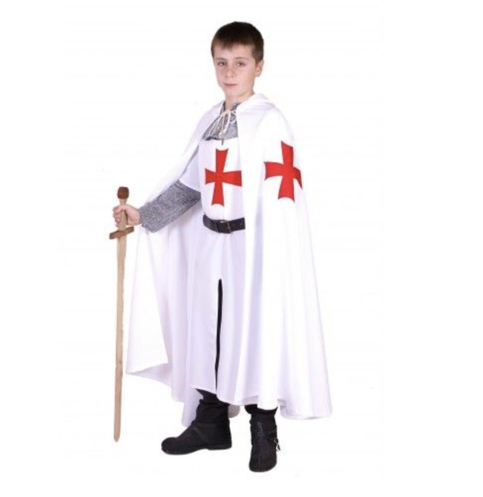 Lasten temppeliritarin viitta