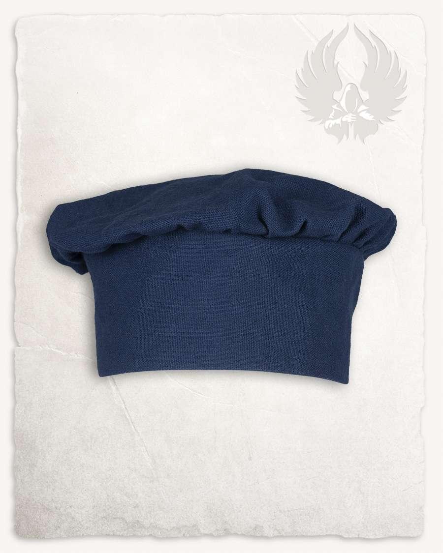 Armin päähine sininen, puuvillaa