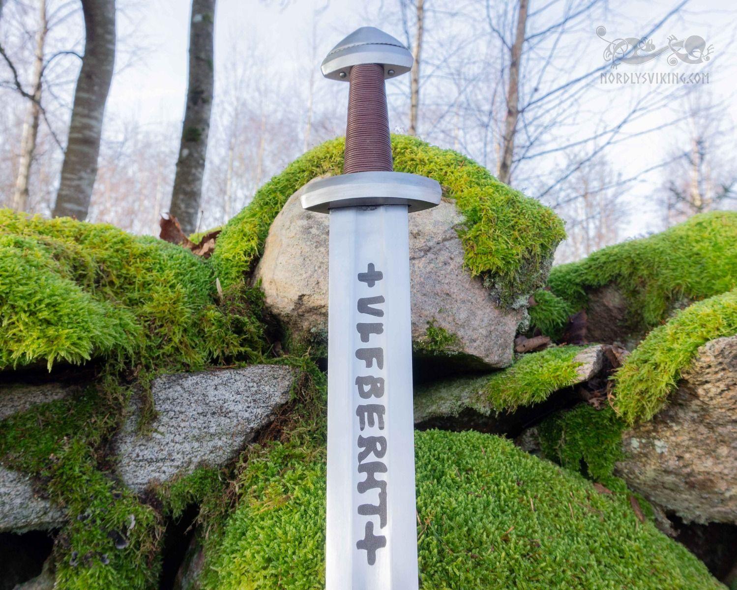 Legendaarinen viikinkimiekka Ulfberht