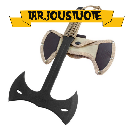 Double Bit Throwing Axe, Condor