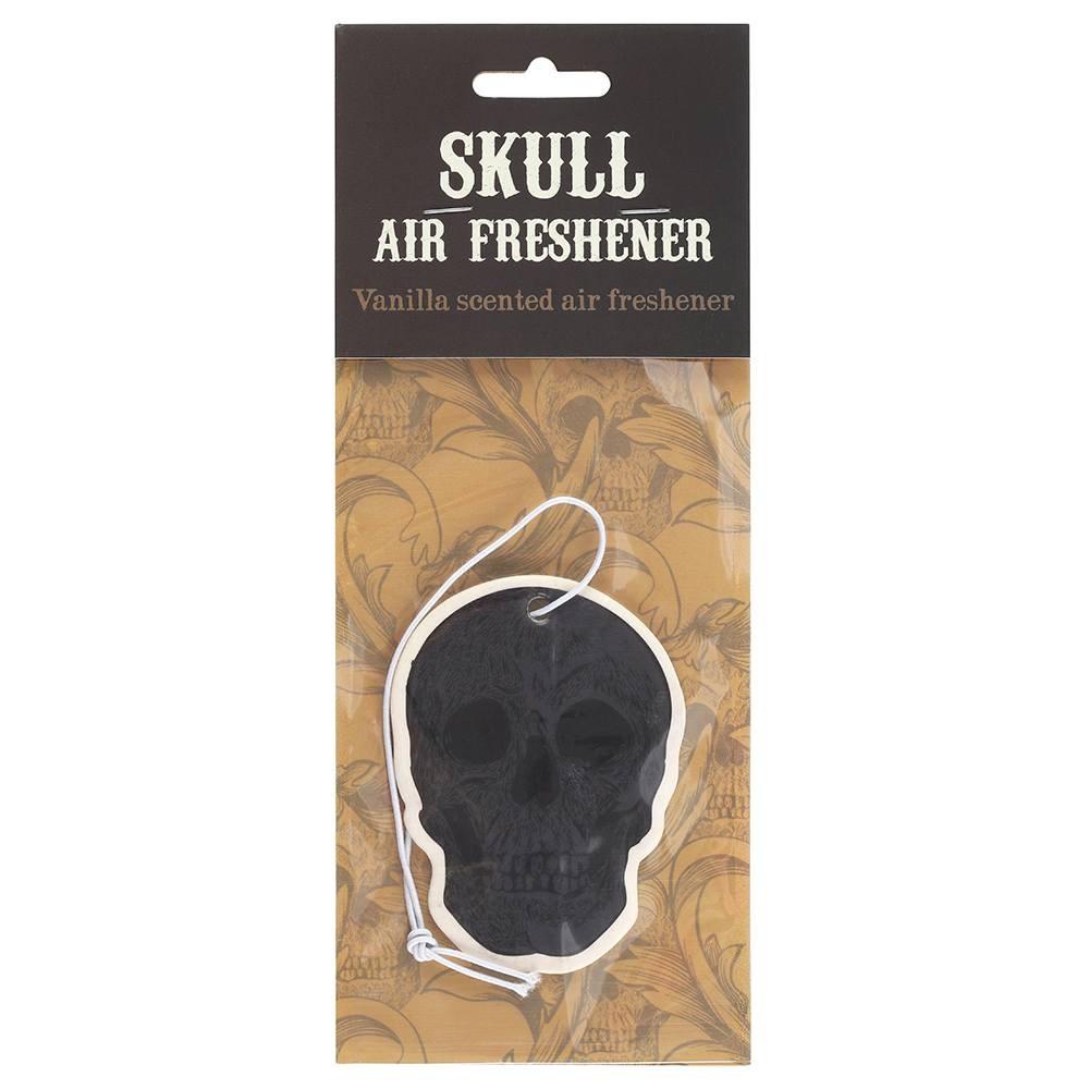 SKULL VANILLA SCENTED AIR FRESHENER