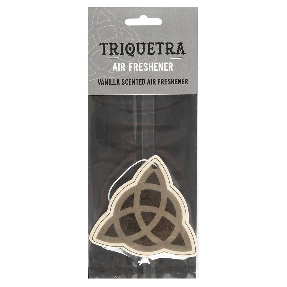 Triquetra ilmanraikastin vanilja