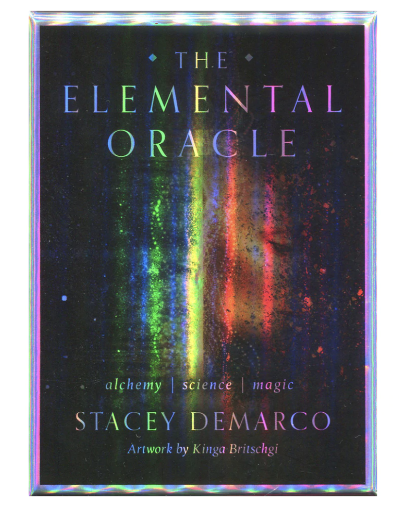 The Elemental Oracle - Stacey Demarco tarot