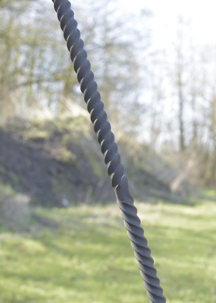Kolmijalka suuri n.155cm käsintaottu