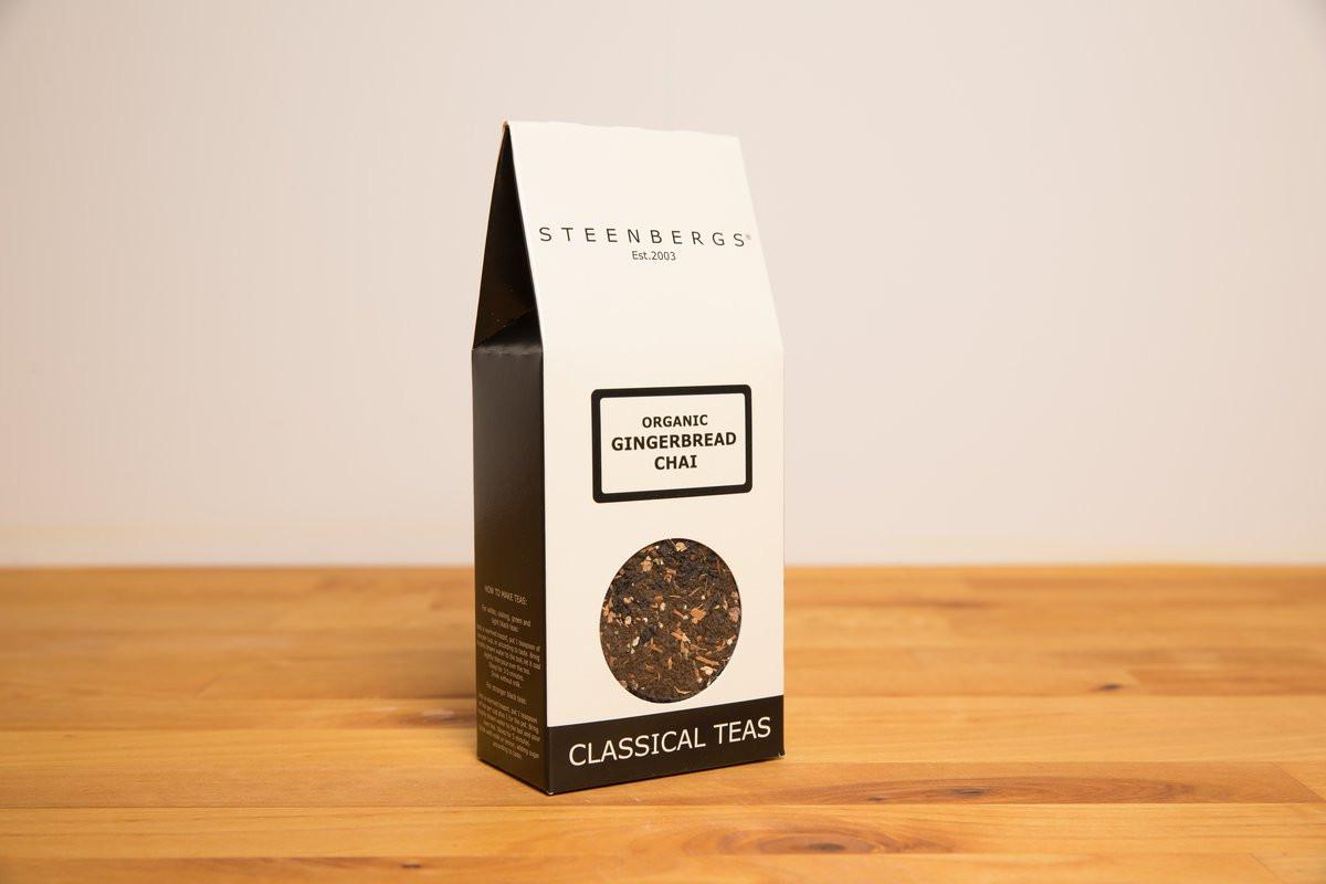 Steenbergs Gingerbread chai 100g