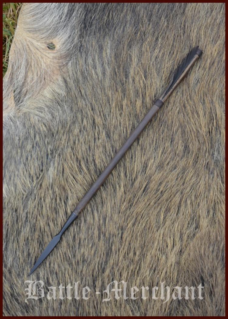 Varsijousen nuoli vaarna 39cm 1kpl