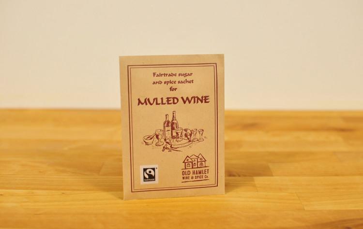 Lämmitetty viini mausteseos, Mulled Wine, maustesekoitus lämmitetyn viinin valmistamiseen