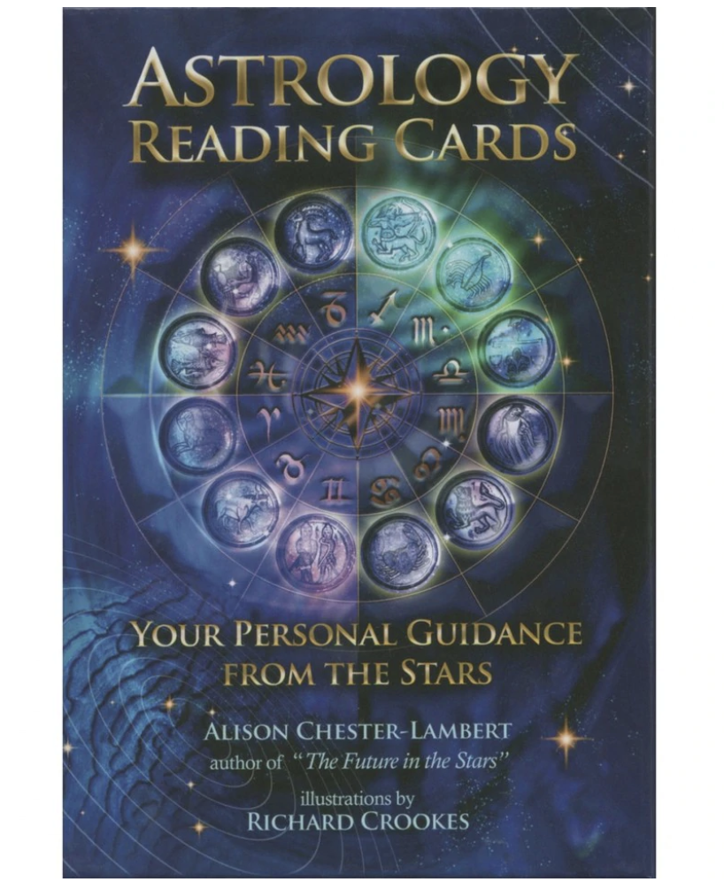 Astrology reading cards tarot