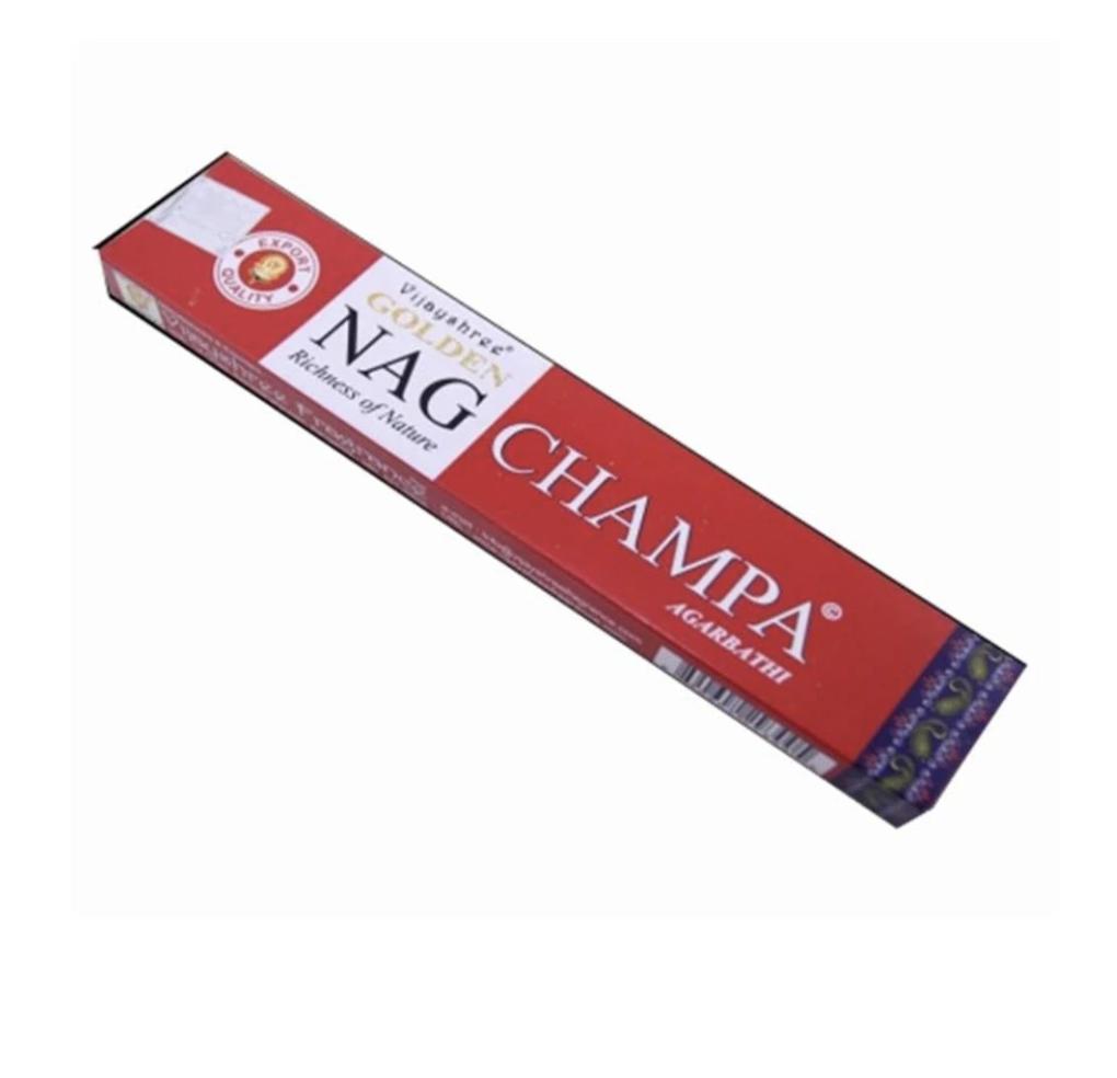 Golden Nag Champa suitsuke rasia