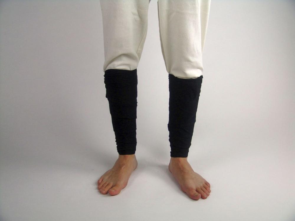Jalkakääre musta