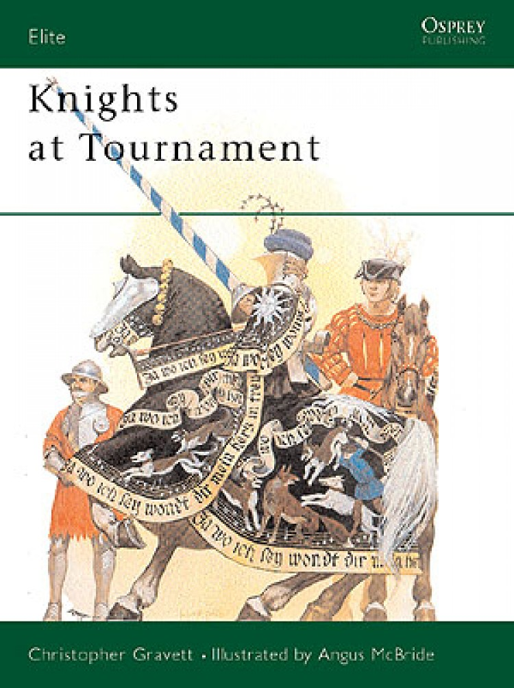 Knights at Tournament - Christopher Gravett - kirja