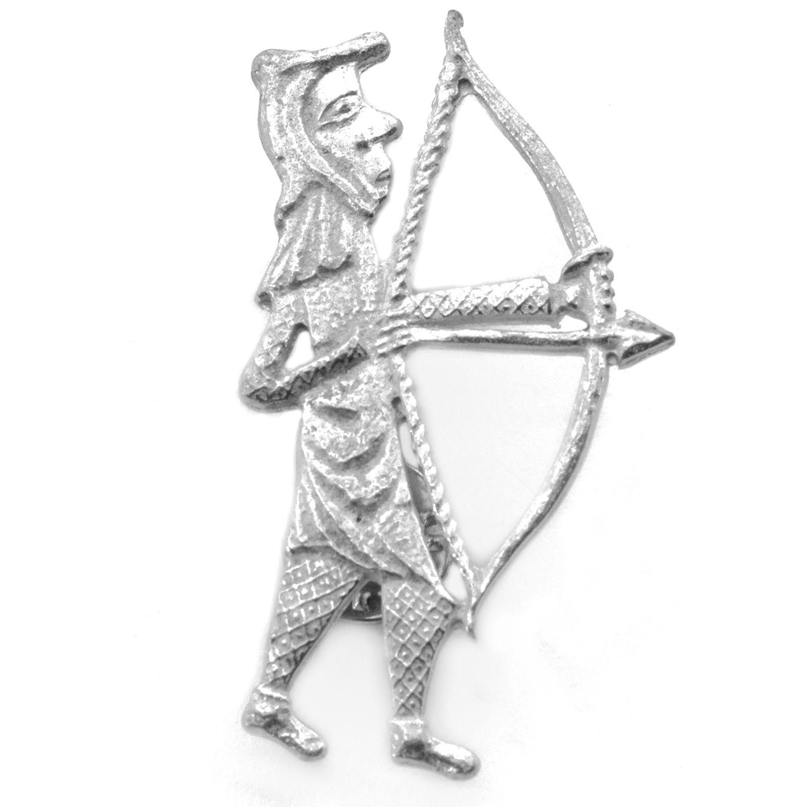 Jousiampuja tinapinssi 1530