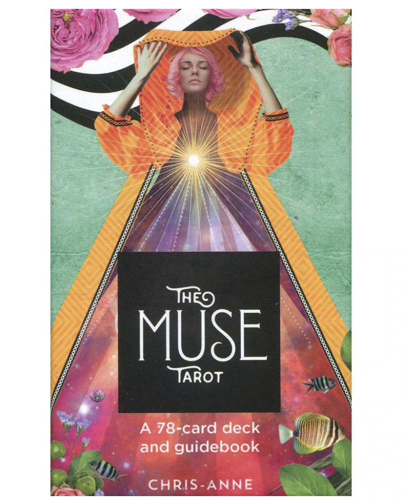 The Muse tarot by Chris Anne
