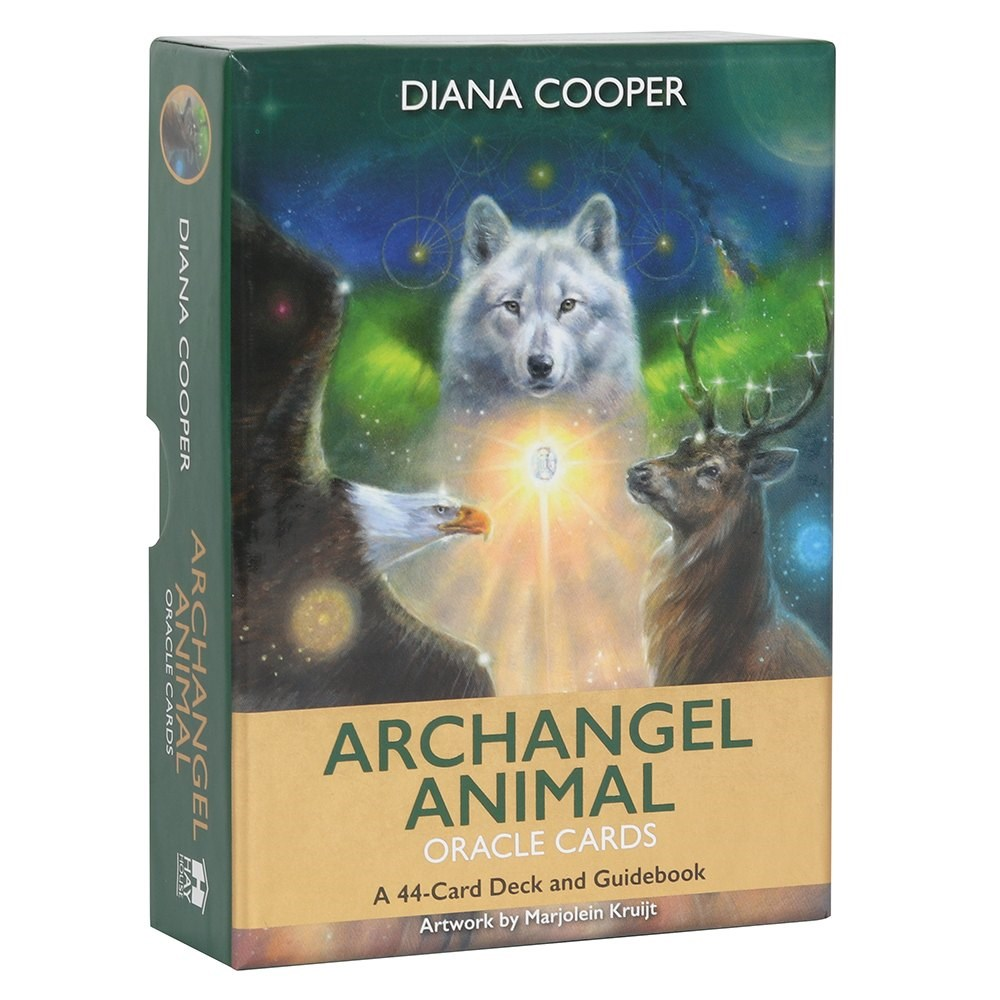 Archangel Animal Oracle korttipakka tarot