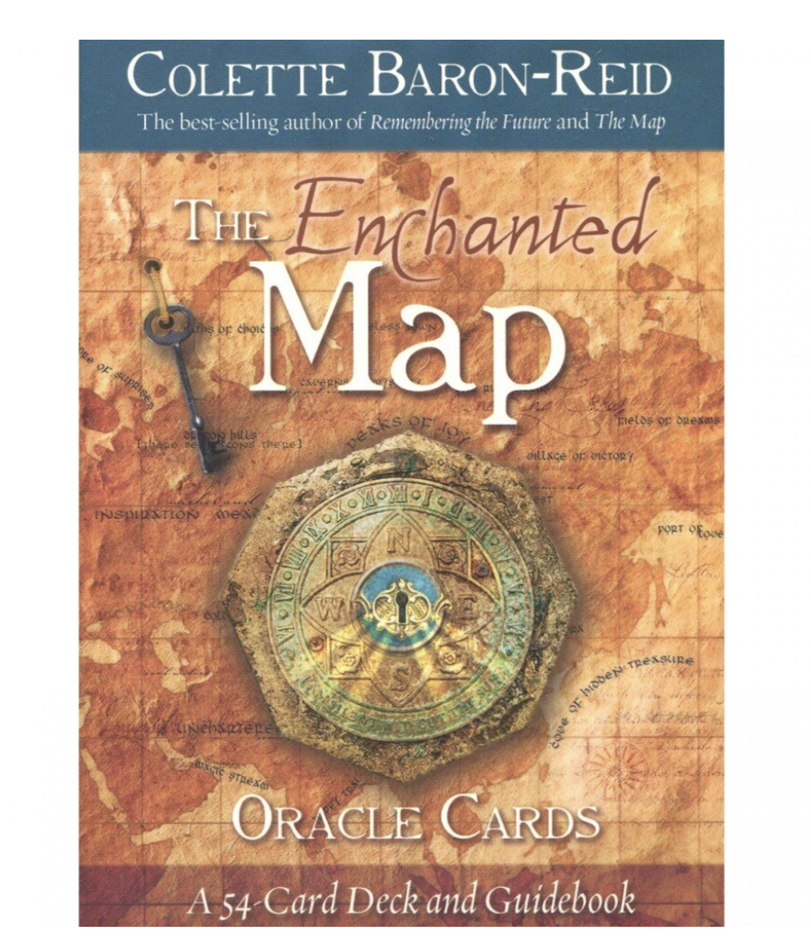 The Enchanted Map Oracle Cards - Colette Baron-Reid