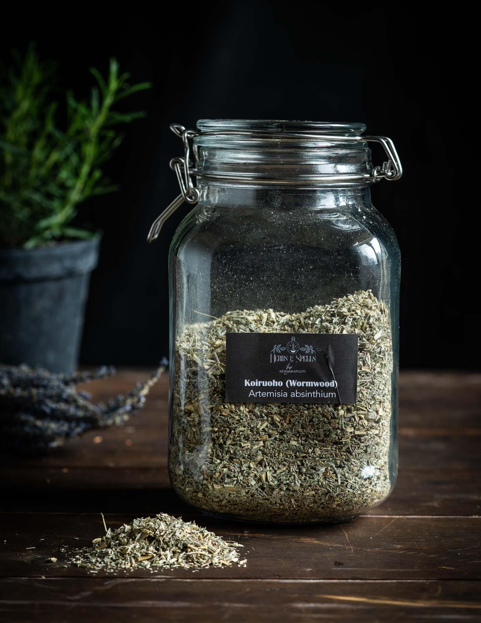 Koiruoho - Wormwood (Herbs&Spell by keskiaikapuoti)