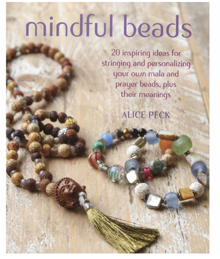 MIndful Beads, Alice Peck kirja
