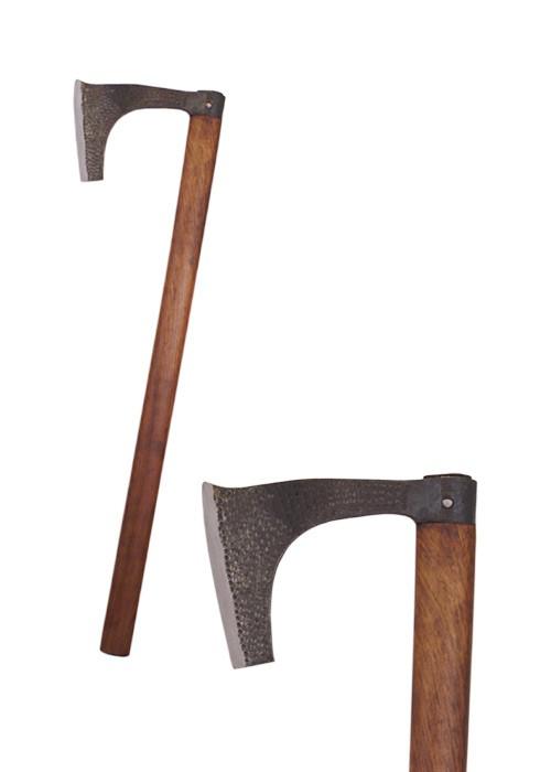 Viikinki kirves Bearded axe