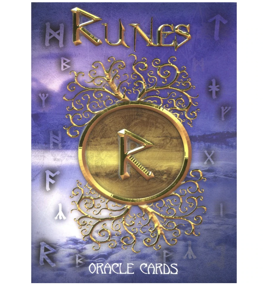 Runes Oracle by Bianca Luca