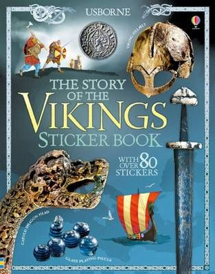 The Story of the Vikings tarra kirja Cullis, Megan