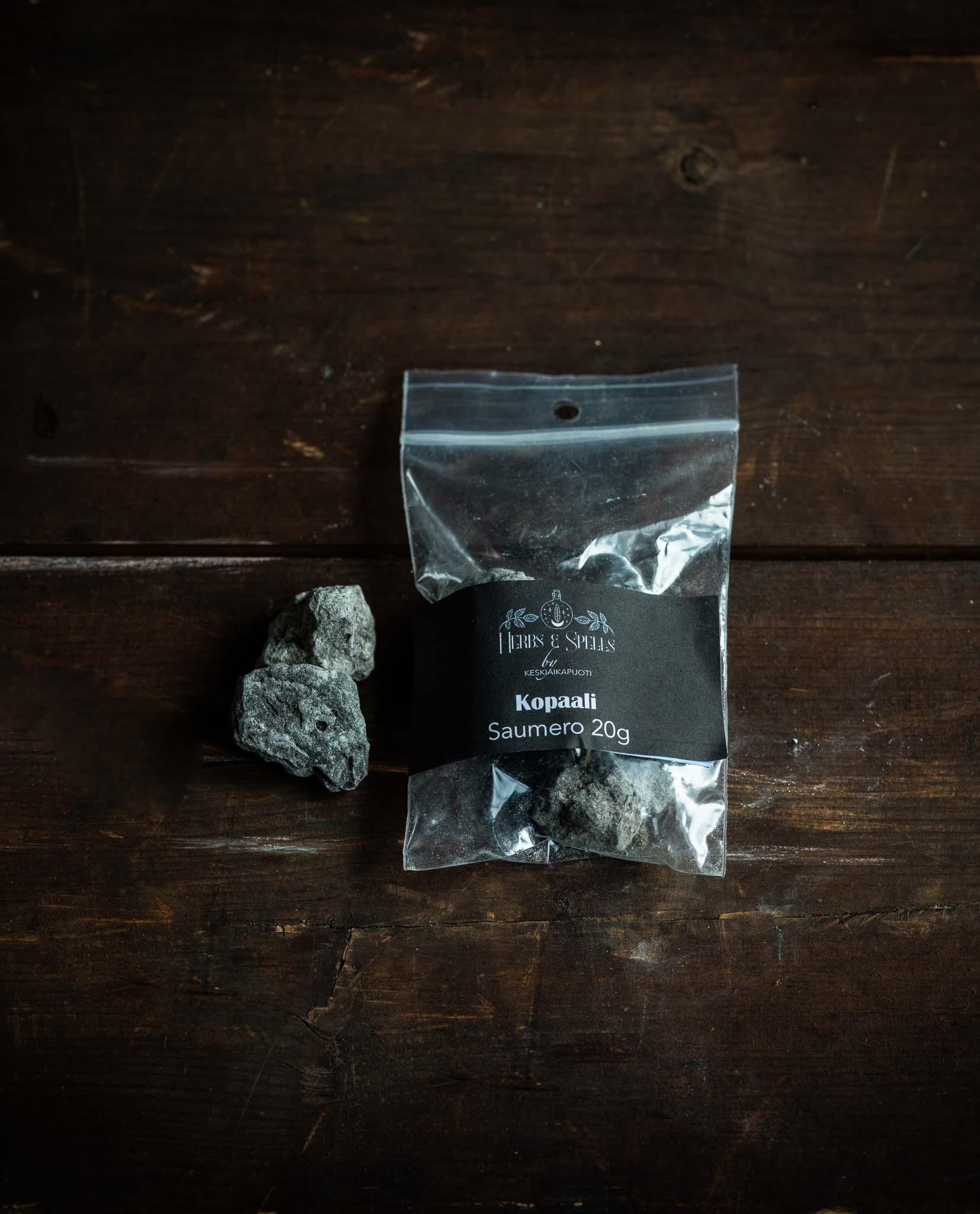 Kopaali Saumero 20g (Herbs&Spell by keskiaikapuoti)