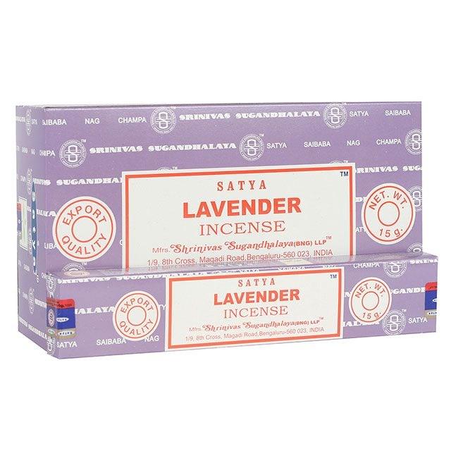 Lavender suitsuke Satya