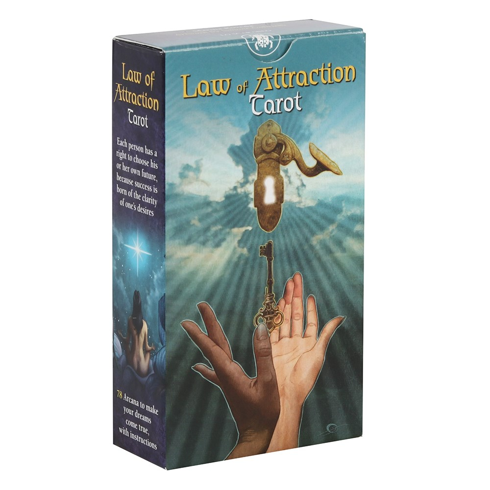 Law of Attraction tarot pakka