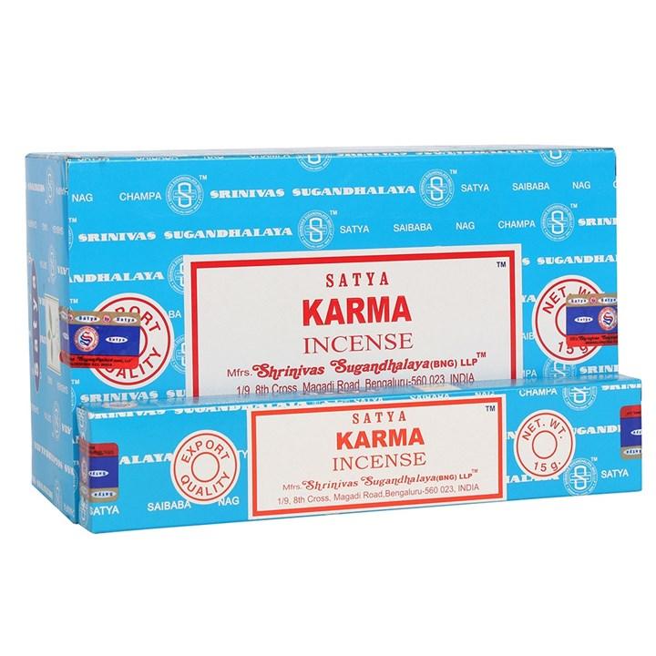 Karma-suitsuke, Satya