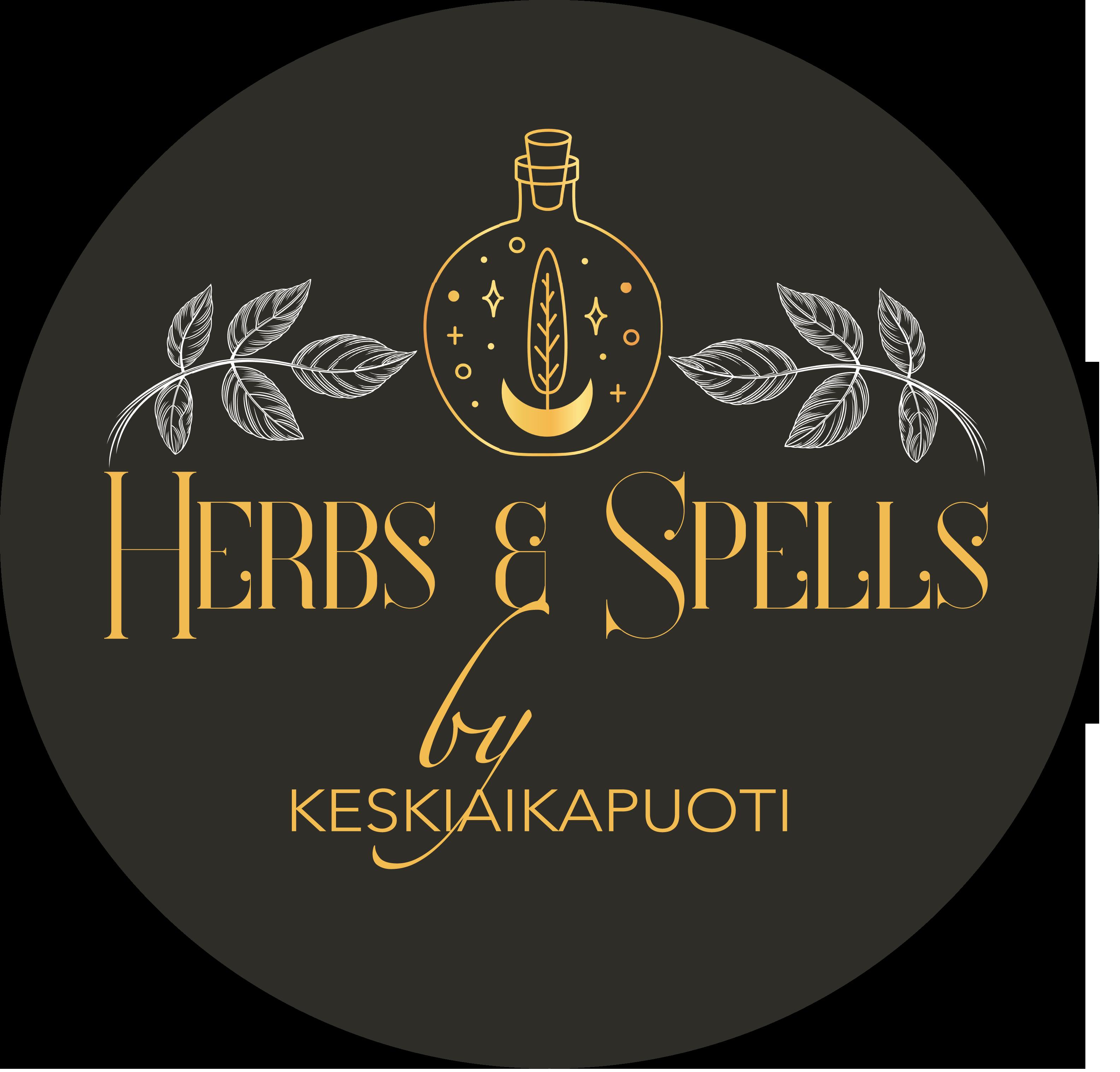 Wiidestoista yö (Rough nights) - suitsuke (Herbs&Spell by keskiaikapuoti)