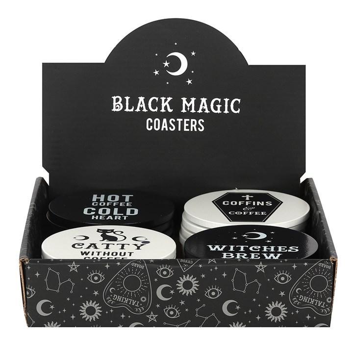 Lasinalunen Black Magic (saatavilla neljä erilaista)