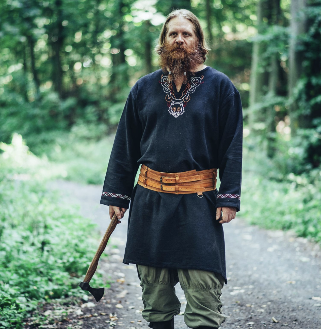 Viikinkitunika Freki