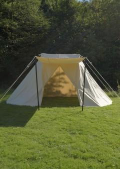 Saxon teltta 2 x 4m