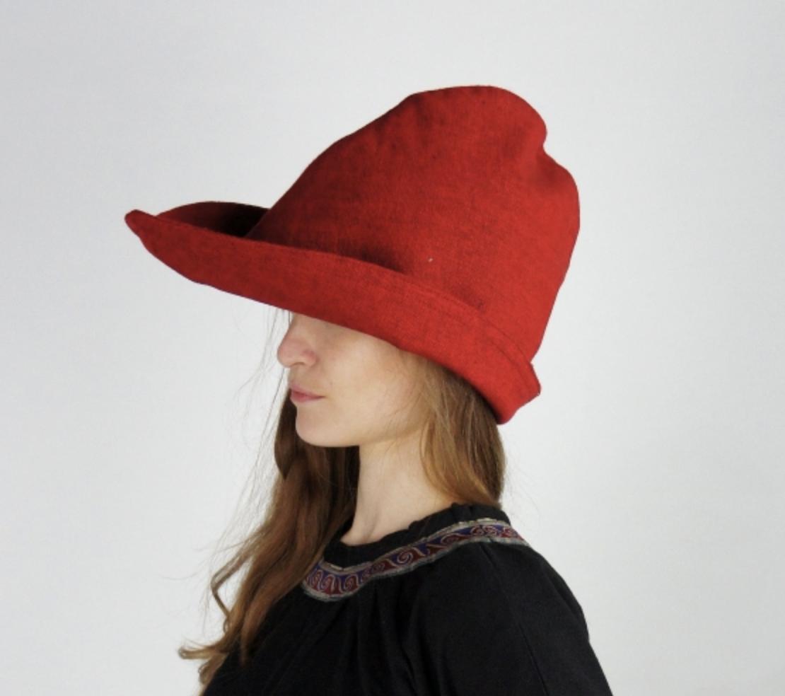 Robin Hood hattu, kankainen